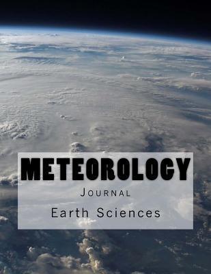 Meteorology Lined Journal