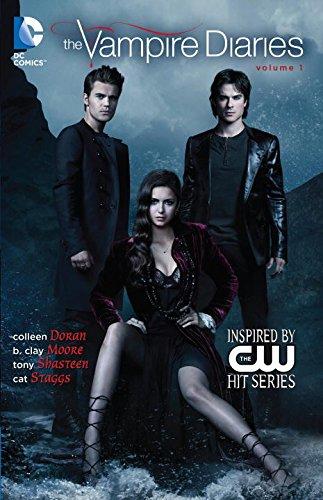 The Vampire Diaries,...