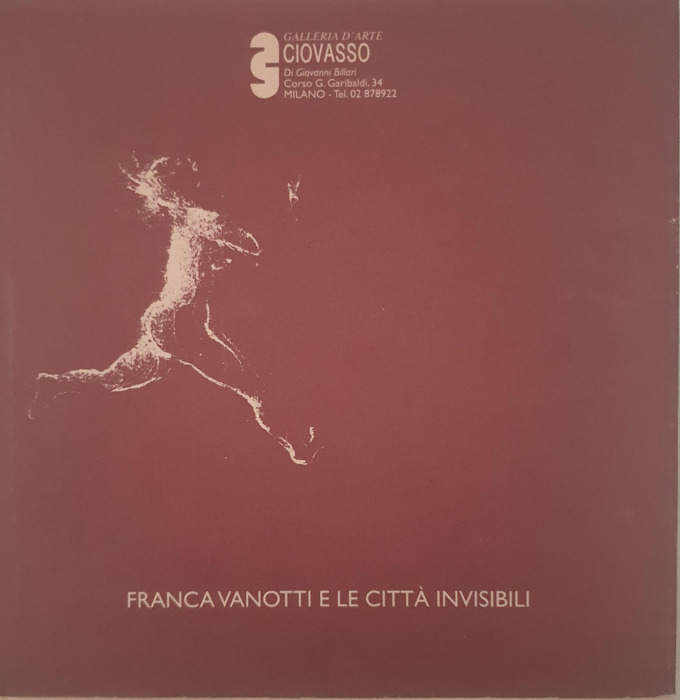 Franca Vanotti e le città invisibili