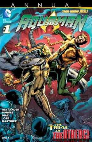 Aquaman Annual Vol.7 #1