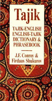 Tajik-English/English-Tajik Dictionary & Phrasebook
