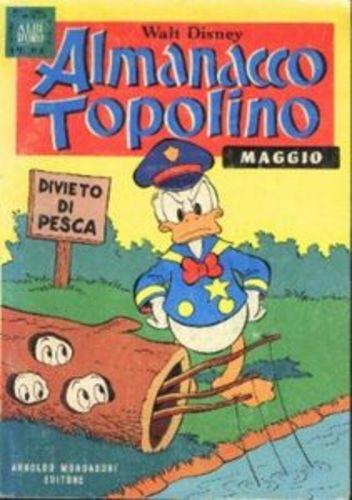 Almanacco Topolino n. 257