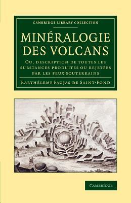 Minéralogie des volcans