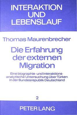 Die Erfahrung der externen Migration