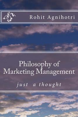 Philosophy of Marketing Management