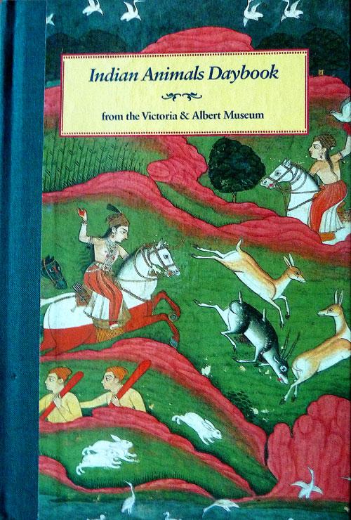 Indian Animals Daybook