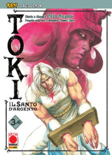 Toki - Il Santo d'Argento vol. 3
