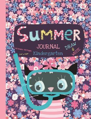 Summer Journal Kindergarten