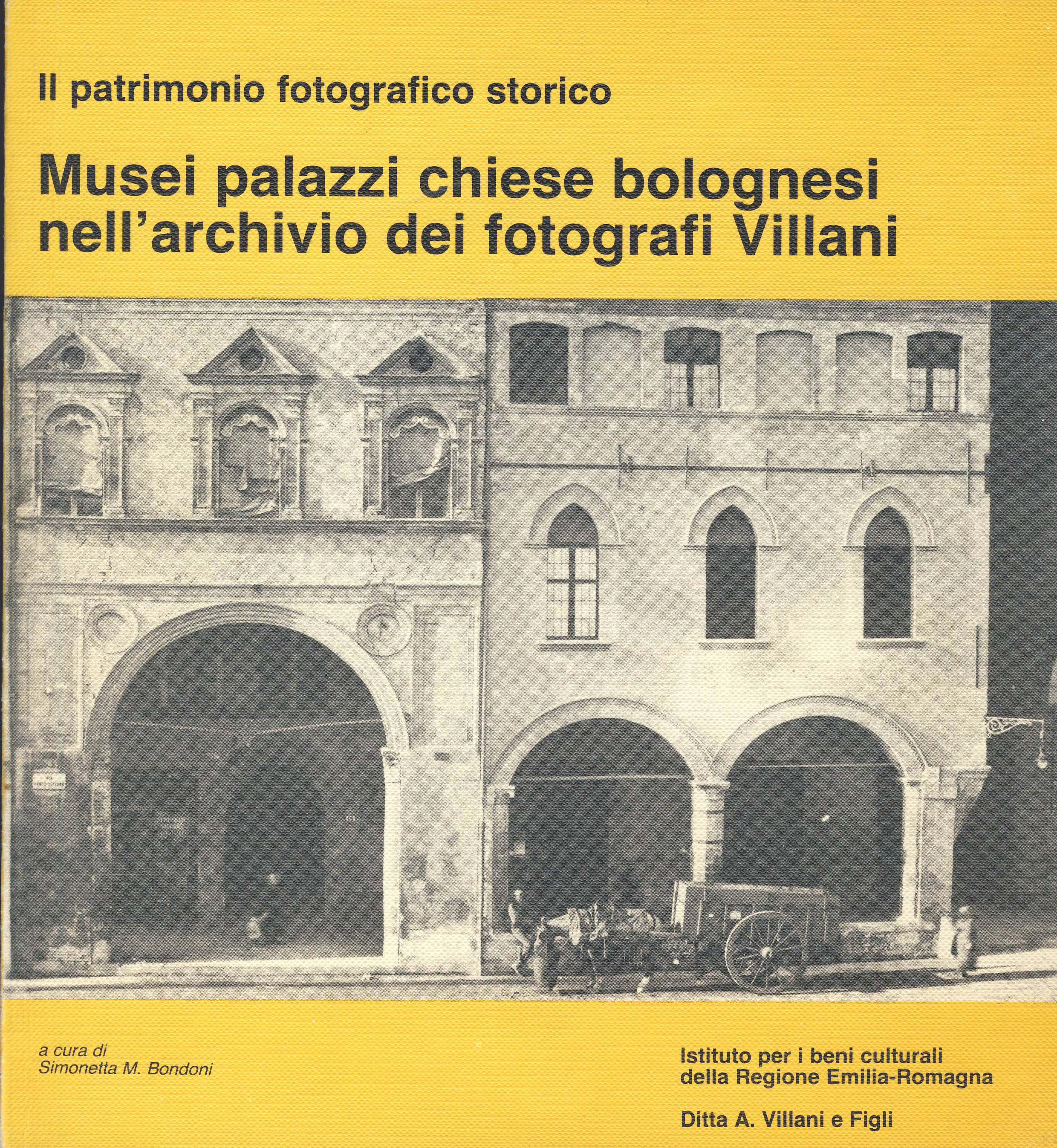 Il patrimonio fotografico storico