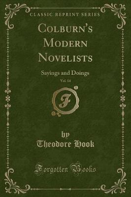 Colburn's Modern Novelists, Vol. 14