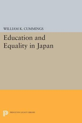 Education and Equality in Japan