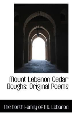 Mount Lebanon Cedar Boughs