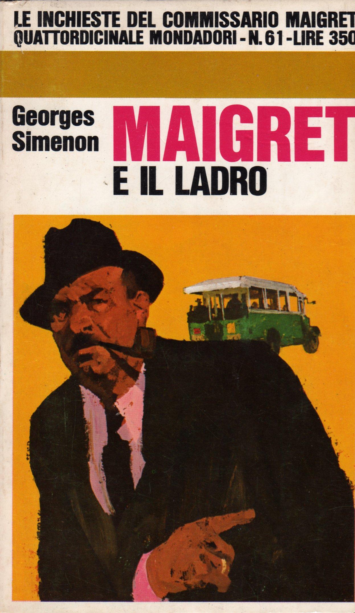 Maigret e il ladro