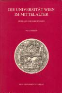 Die Universität Wien im Mittelalter