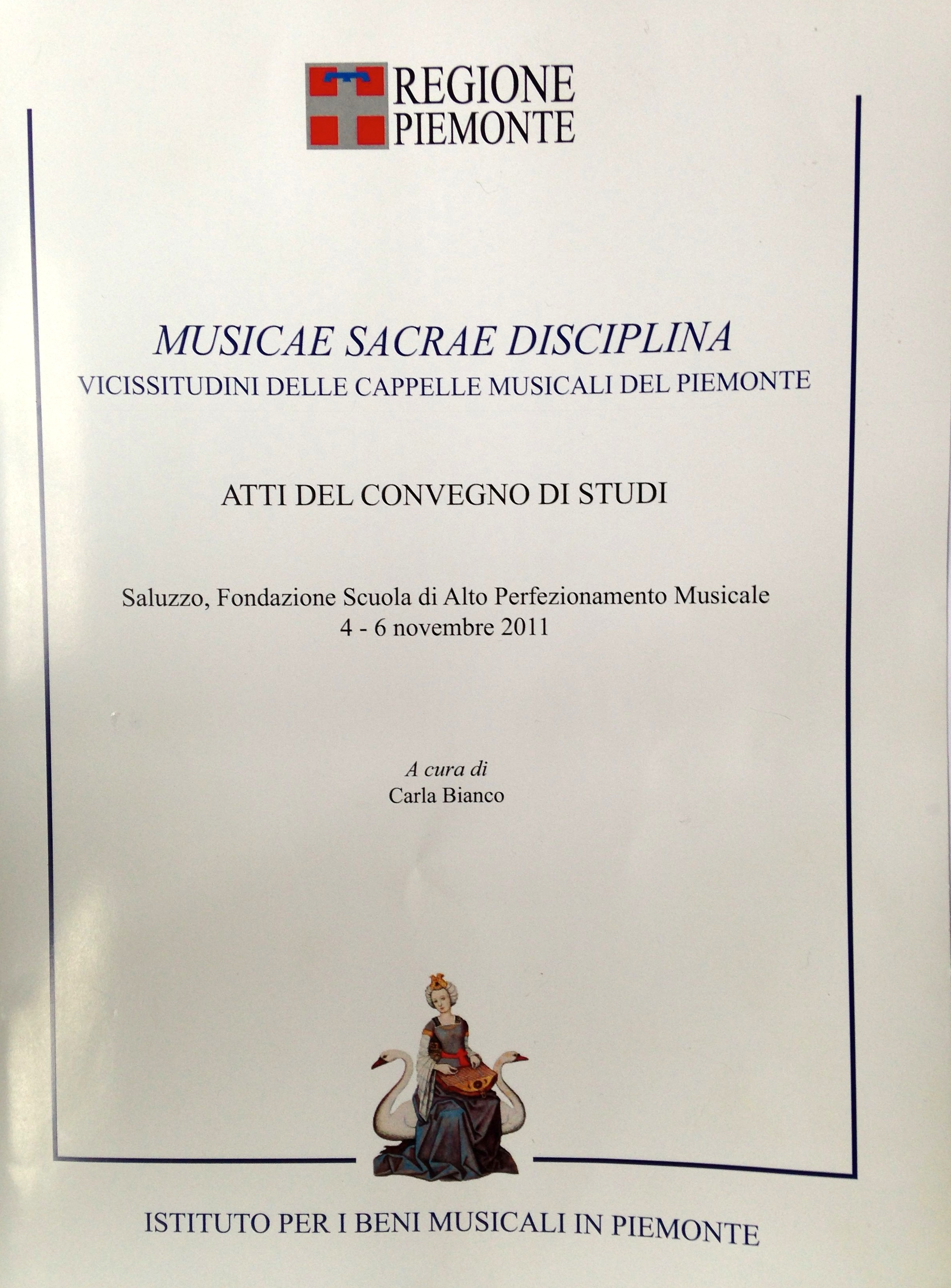 Musicae sacrae disciplina