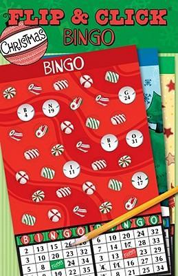 Flip & Click Christmas Bingo