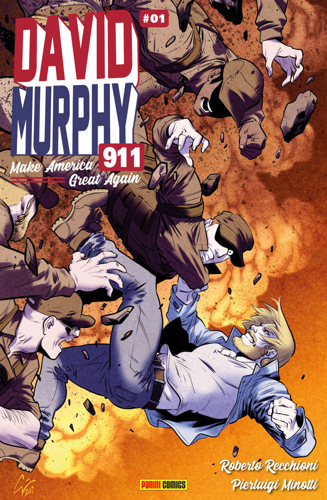David Murphy 911 - Season Two vol. 11