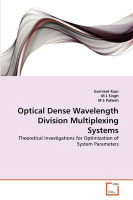 Optical Dense Wavelength Division Multiplexing Systems