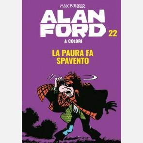 Alan Ford a Colori n. 22