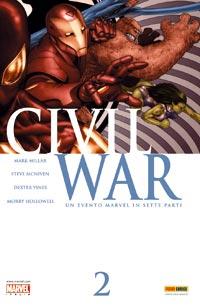 Civil War n. 2 (di 7...