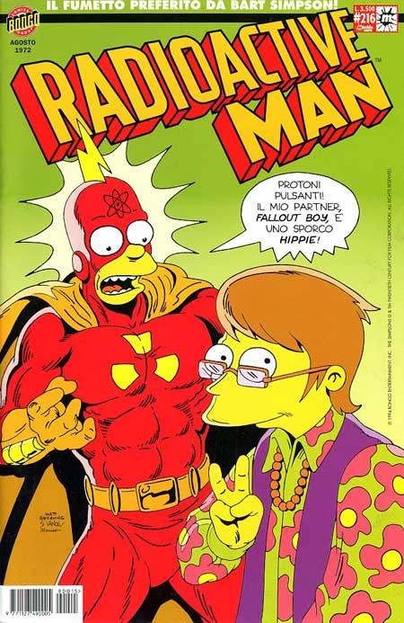 Radioactive Man n. 3