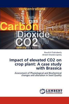 Impact of elevated CO2 on crop plant
