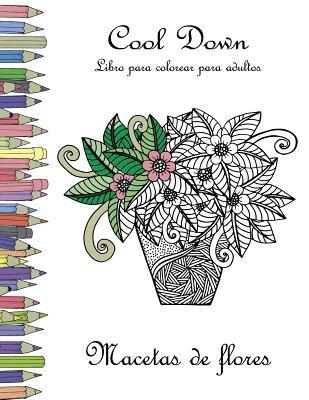 Cool Down - Libro para colorear para adultos
