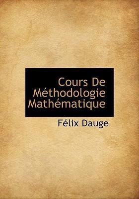 Cours de M Thodologie Math Matique