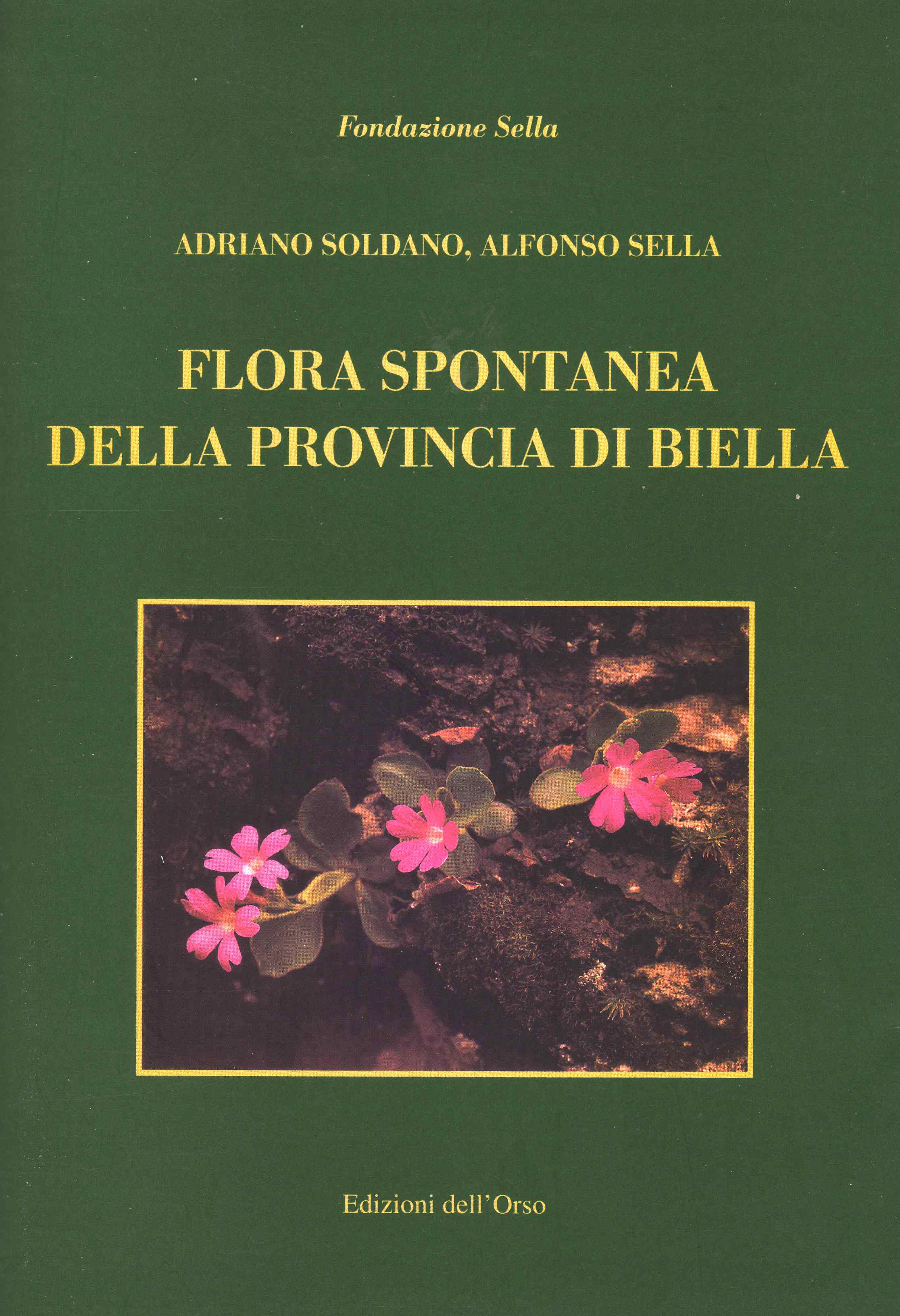 Flora spontanea della provincia di Biella