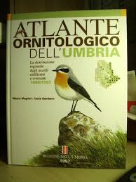 L'atlante ornitologico dell'Umbria