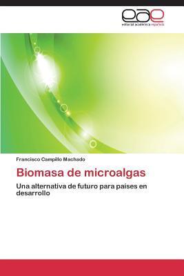 Biomasa de microalgas
