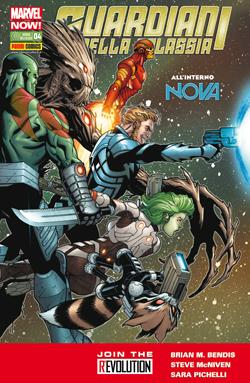 Guardiani della Galassia # 4