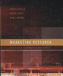 Studyguide for Marketing Research by Hair, ISBN 9780073404707