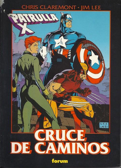 Patrulla-X: Cruce de...