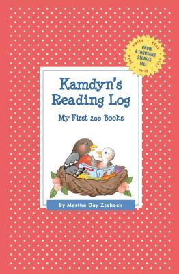 Kamdyn's Reading Log