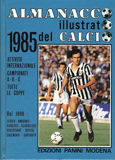 Almanacco illustrato del Calcio 1985