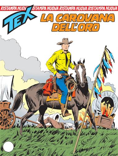 Tex Nuova Ristampa n. 95
