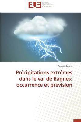Precipitations Extremes Dans le Val de Bagnes