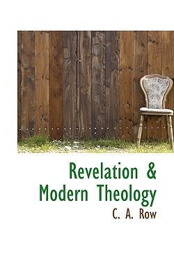 Revelation & Modern Theology