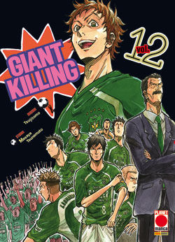 Giant Killing vol. 12