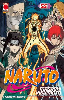 Naruto Il Mito vol. 55