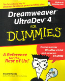 Dreamweaver UltraDev 4 for dummies