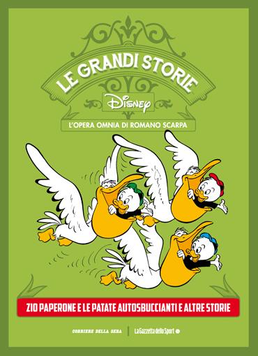 Le grandi storie Disney - L'opera omnia di Romano Scarpa vol. 19