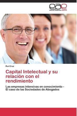Capital Intelectual y su relación con el rendimiento