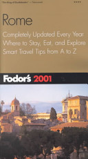 Fodor's Rome 2001