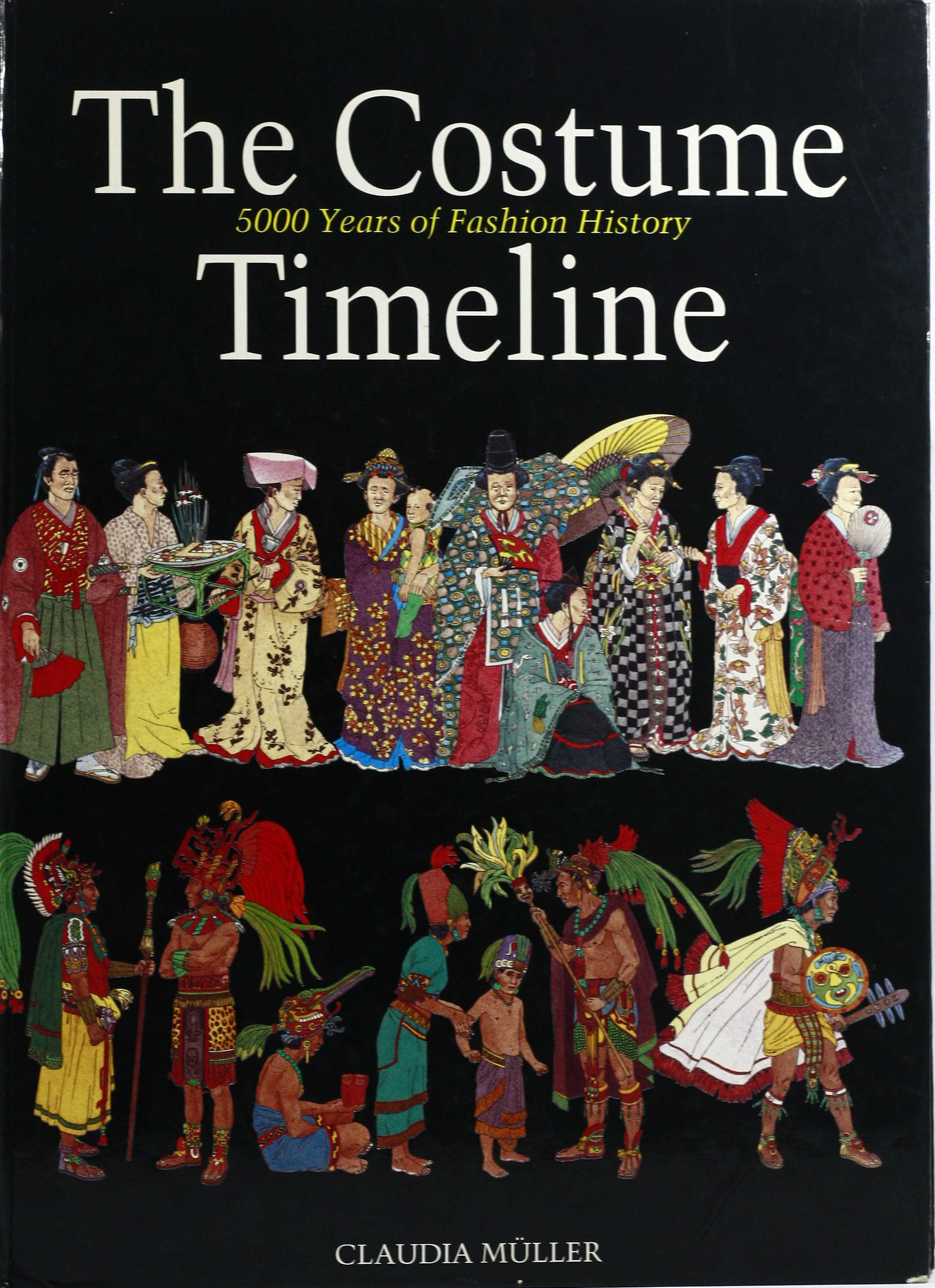 The Costume Timeline