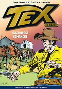 Tex collezione storica a colori Gold n. 23