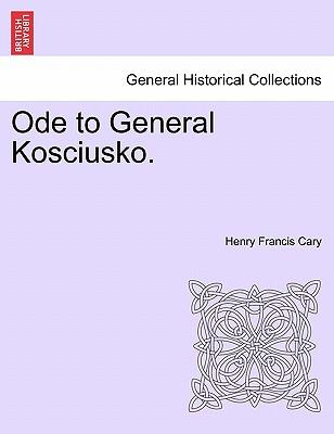 Ode to General Kosciusko