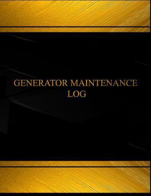 Generator Maintenance Logbook