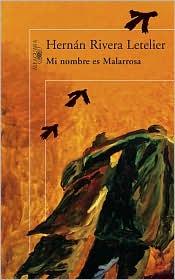 Mi nombre es Malarro...
